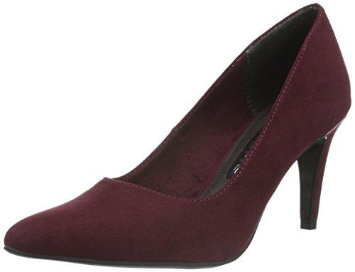 Tamaris 22457, Zapatos de Tacón para Mujer Rojo (VINE 558)