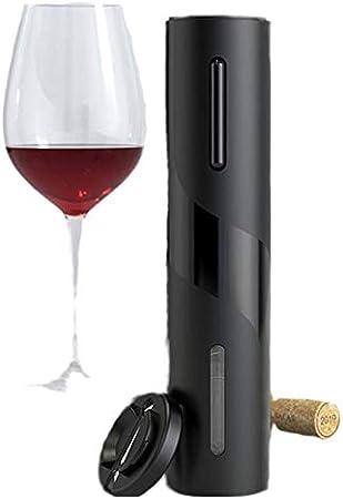 Abrel de vino eléctrico eléctrico sacacorchos eléctricos automático botella de vino eléctrico abridores de sacacorchos de corcho abridores de botellas de vino cortador de láminas para manos artríticas