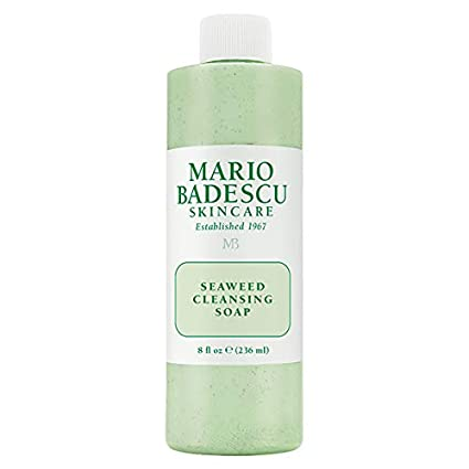 Mario Badescu Seaweed Cleansing Soap 8 Fl Oz