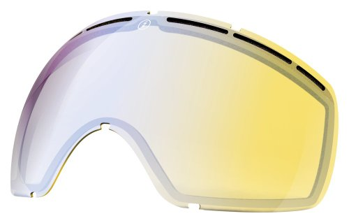 Electric Visual EG2.5 Yellow Blue Chrome Snow Goggle ()