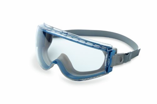 Uvex Stealth Safety Goggles with Uvextreme Anti-Fog Coating by Uvex