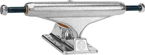 Independent 169mm Forged Titanium Raw Skateboard Trucks (Set Of 2)