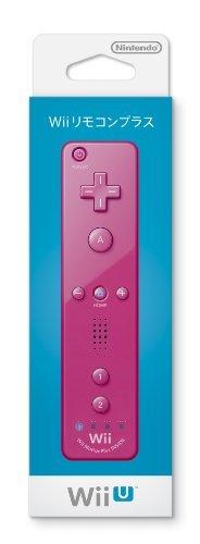 Nintendo Wii Motion Plus Wireless Remote Controller - Pink [Japan Import] by Nintendo [並行輸入品] B01JATFUWE Parent