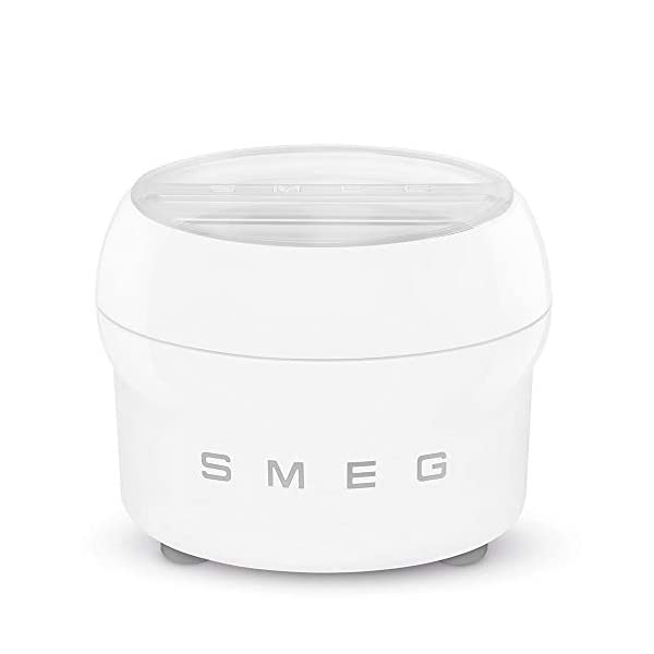 Smeg Ice Cream Maker Accesory for the SMF02 Smeg's Stand Mixer 1