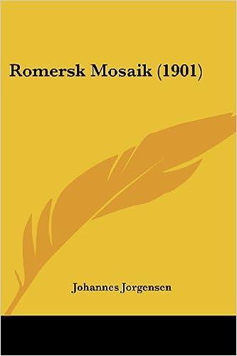 Book Romersk Mosaik (1901)