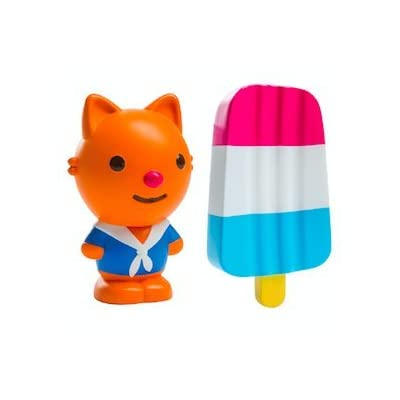 Sago Mini- Pool Party Jinja Bath Toys, Multi-Colour (Spin Master 6041219): Toys & Games