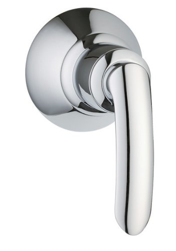 Talia Single-Handle Volume Control Trim Kit with Lever Handle