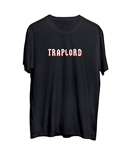 ASAP FERG Rap Music Legend Traplord_MA0367 T-Shirt Shirt Men, 2XL Black Men's