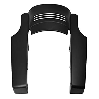 AQIMY Motorcycle Rear Fender Extension Stretched Filler for Harley Touring Street Road Glide 2009 2010 2011 2012 2013: Automotive