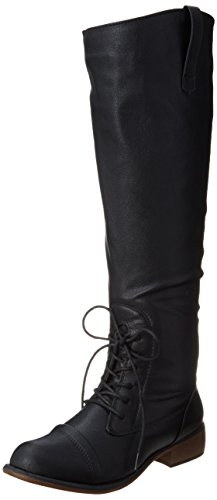 Camp Boot Dirty Chinese Women's by Laundry Smooth Fire Laundry Black FFXwqCp