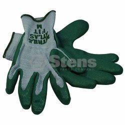 Stens # 751-043 Work Glove for Nitrile Coated, MediumNitrile Coated, Medium