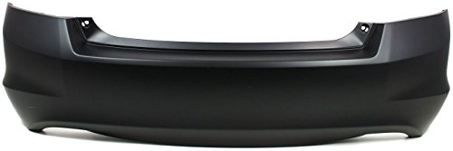 OE Replacement Honda Accord Rear Bumper Cover (Partslink Number HO1100245)