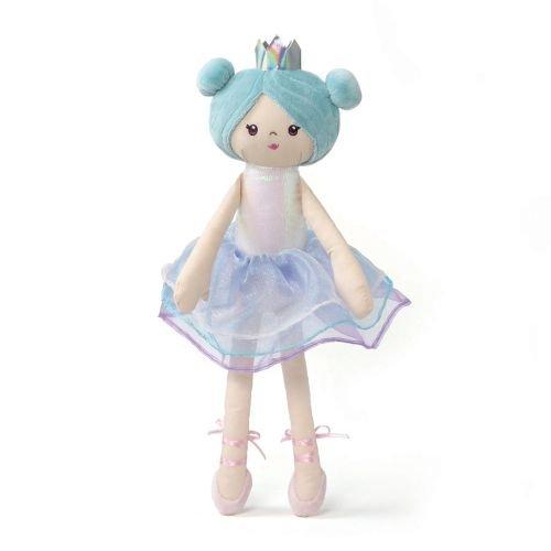 "GUND Starflower Princess Ballerina Stuffed Animal Doll Plush, 12"" from GUND"