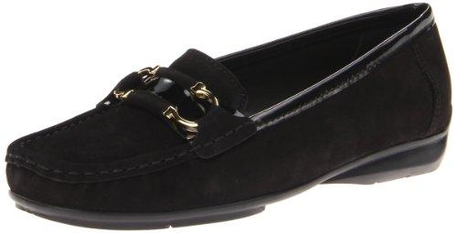 Ara Womens Sigourney Loafer Zwarte Nubuck