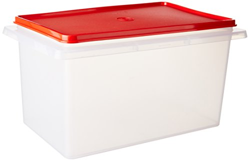 Tupperware Rectangular Rice Keeper 5Kgs Price & Reviews