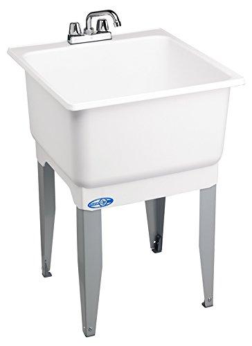 E.L. Mustee & Son 洗濯槽コンボ エコノミー14CP B07LFZQ2PC