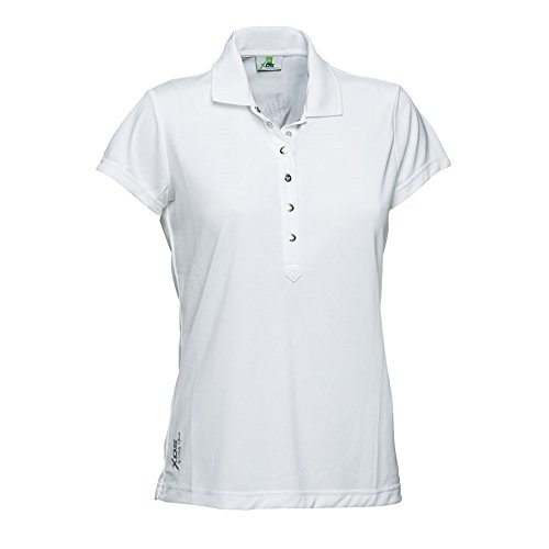 DAILY 16SS ミンディポロシャツ  643106 100/ホワイト S B01M7XLTPD