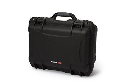 Nanuk 918 Hard Case with Foam, Black (918-1001) , Polaroid Memory Card Wallet and Ritz Gear Card Reader / Writer by Ritz Camera (Image #1)