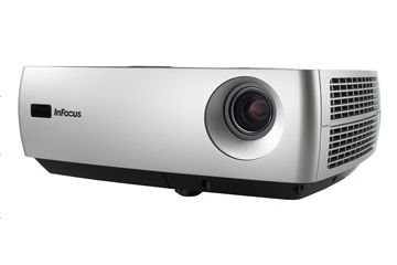 amazon com infocus in26 dlp projector xga 2400 lu electronics rh amazon com Infocus Projector DLP Infocus Projector W240