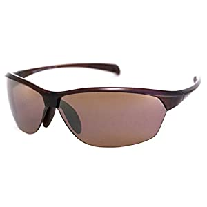 Maui Jim Hot Sands Polarized Sunglasses Rootbeer / HCL Bronze One Size Lens Width: 71