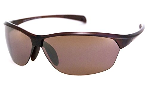 Maui Jim Hot Sands Polarized Sunglasses Rootbeer / HCL Bronze One Size Lens Width: - Jim Hot