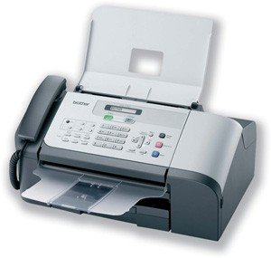 BRTFAX1360 - Brother IntelliFax 1360 Inkjet Fax by Brother