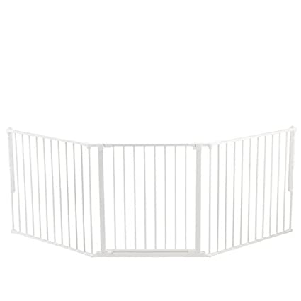 Baby Dan Flex Barrière de protection M Bianco 56214-10400-10