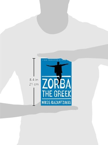 Zorba the greek nikos kazantzakis peter bien 8601419938872 zorba the greek nikos kazantzakis peter bien 8601419938872 amazon books fandeluxe Image collections