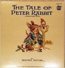 Peter Stitch Cross Rabbit Pattern (The Tale of Peter Rabbit (Book 549) [Counted cross-stitch patterns) (A Peter Rabbit Book))