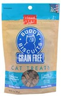 product image for Cloud Star Buddy Biscuits Cat Treats Tempting Tuna - 3 oz