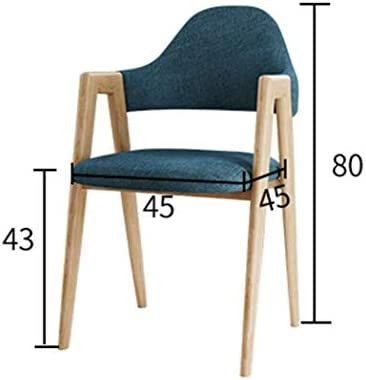 Amazon.com: Fashion-Chair1 Silla de escritorio estilo ...