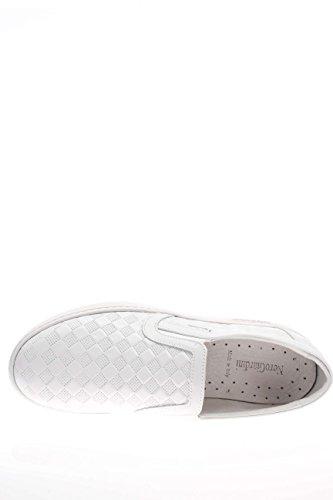 Chaussures P615270d Blanc 707 Femme Cassé On Slip Giardini Cuir Nero sneaker 5IxpwRqZ