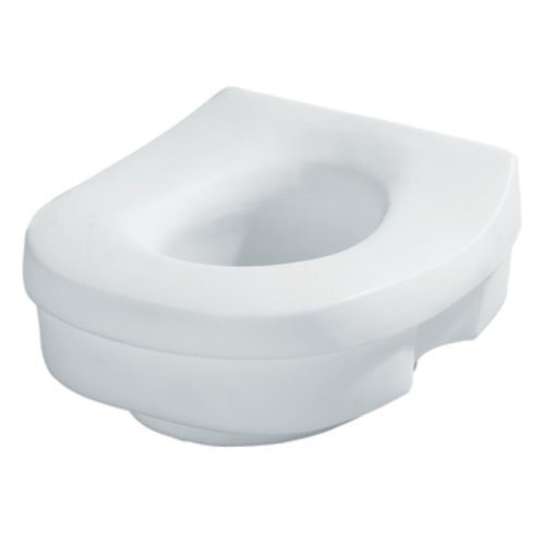 Moen DN7020 Home Care Elevated Toilet Seat, Glacier by Moen new