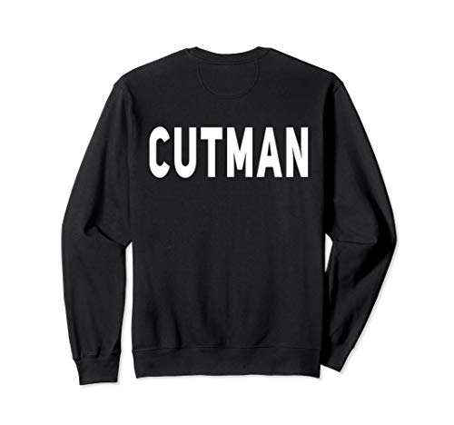 Cutman Boxing Combat Sports Gift Sweatshirt