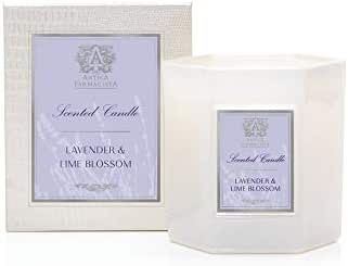 Antica Farmacista Scented Candles, Lavender Lime Blossom, 9 oz.