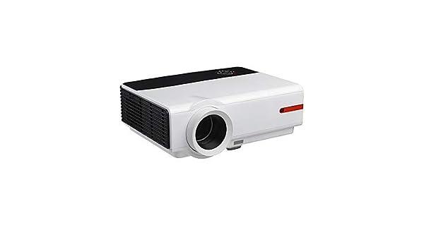 Minzhang RD-808 LCD Business Proyector/Proyector De Cine En Casa ...