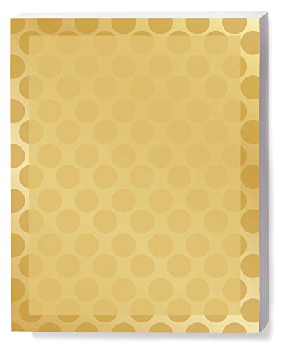 (Simply Circles Border Papers, 8.5 x 11 Inch, 28lb Stock, 100 Count)