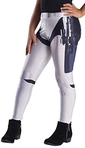 Star Wars Classic Child's Photo Real Printed Leggings, Stormtrooper ()