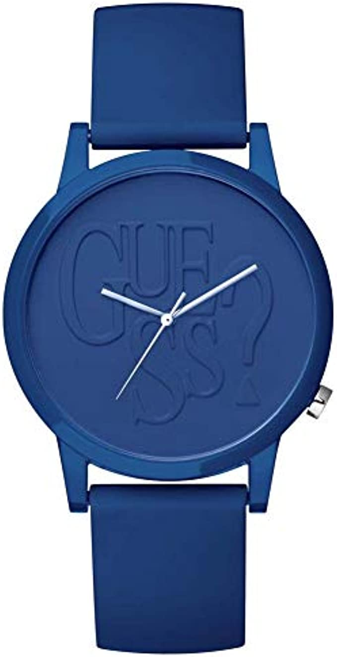 Guess Originals Quartz Blue Dial Ladies Watch V1019M4