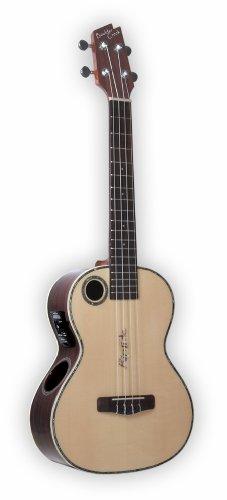 UPC 879629004122, Riptide EUT-2N Tenor Acoustic/Electric Ukulele - Gloss Finish