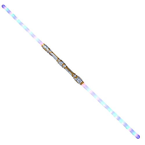 "Double Blade Led FX 52"" Light Up Sword with Sound for sale  Delivered anywhere in Canada"