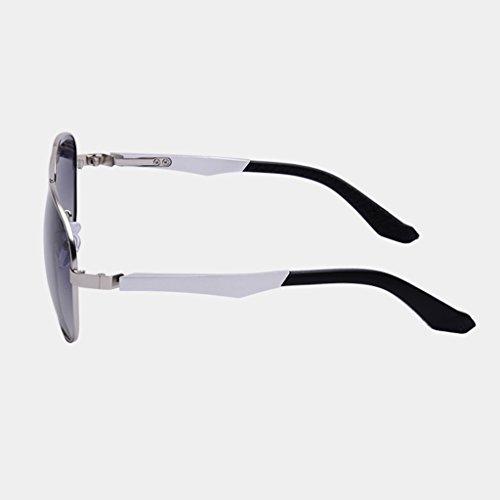 De A Sol GAOYANG Hipster A Driver Sol Driving Polarizer Mirror Caballero Mirror De Gafas De Espejo Gafas Color CtwtBRqa