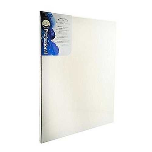 Winsor Newton 20-Inch by 24-Inch Artists Quality Stretched Canvas
