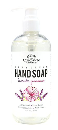 All Natural Liquid Hand Soap - 4