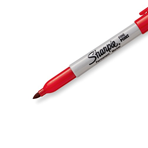 Sharpie Color Burst Permanent Markers, Fine Point, Assorted Colors, 24 Count by Sharpie (Image #15)