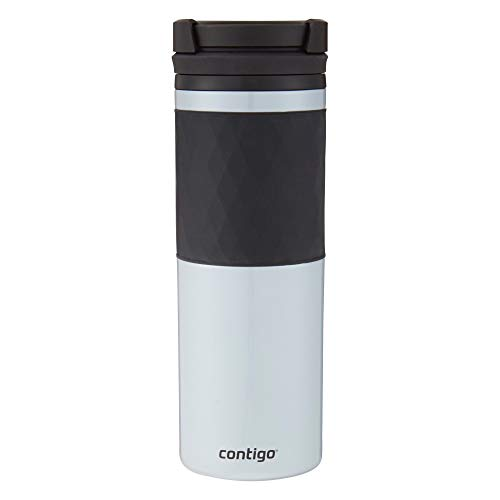 Contigo TWISTSEAL Glaze 16oz Vacuum-Insulated Stainless Steel Travel Mug with Ceramic Coating