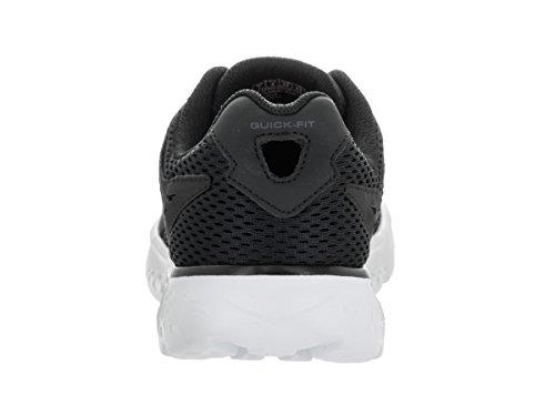 Zapatillas Deporte de 400 Negro Exterior para Go Skechers Run Mujer w7qx416