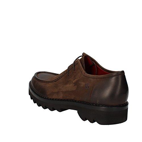 Élégantes News Homme Botticelli Marron Chaussures Suédé Roberto Cuir qBt45
