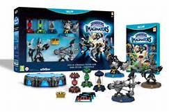 Skylanders Imaginators Dark Edition - Wii U Dark Edition by Activision
