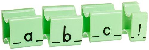 Center Enterprise CE6812 READY2LEARN Lowercase Manuscript Alphabet Stamps, 1